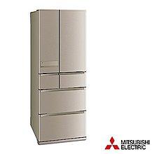 MITSUBISHI三菱 605公升 1級變頻6門電冰箱 MR-JX61C-N-C 日本原裝