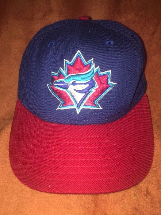 多倫多藍鳥隊 球迷帽 日本友誼賽絕版帽
