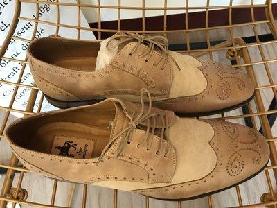英國LONDON倫敦鞋大使館shoe embassy 真皮經典牛津鞋 男鞋  44號