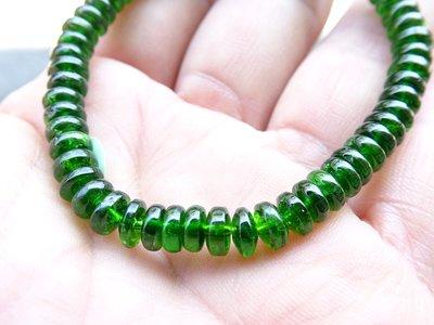 ~shalin-crysta~透輝石能量手珠~13.21公克~創造~新陳代謝~能量優質~低價起標!