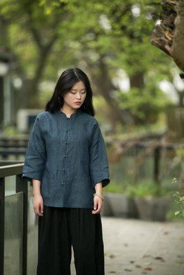 (老銀屋)中國風服飾/原創設計/春夏復...