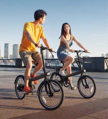 新品 原裝小米電動自行車 米家騎記電動助力折疊自行車