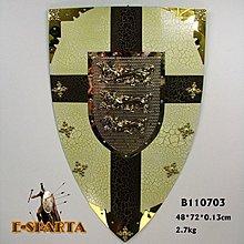 咖啡館酒吧裝飾書房擺設騎士盾牌歐洲中世紀武士盾牌
