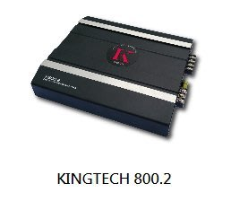 【小糖雜貨舖】KINGTECH 800.2  車用音響擴大機 擴大器 二聲道