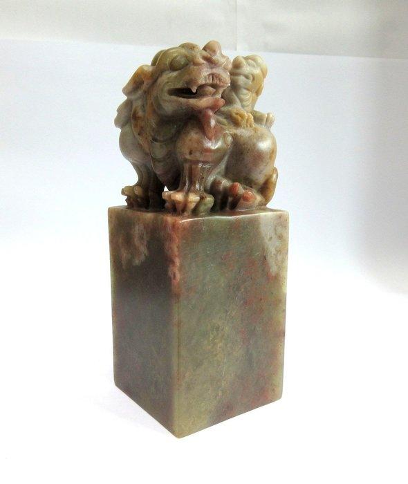 出賣家藏--高檔雕刻印材(大材) 壽山石 巴林石 雞血石 荔枝凍 杜陵石