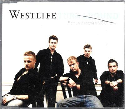 西城男孩Westlife / Turn Around(單曲)
