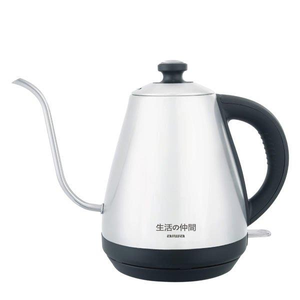 【MONEY.MONEY】愛華 AIWA 1.0L不鏽鋼咖啡快煮壺 EK110410SR