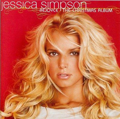 Jessica Simpson/Rejoyce the Christmas Album 聖誕歌曲【片優如新】