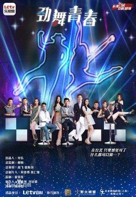【勁舞青春】【國語中字】【謝祖武 林采緹】DVD