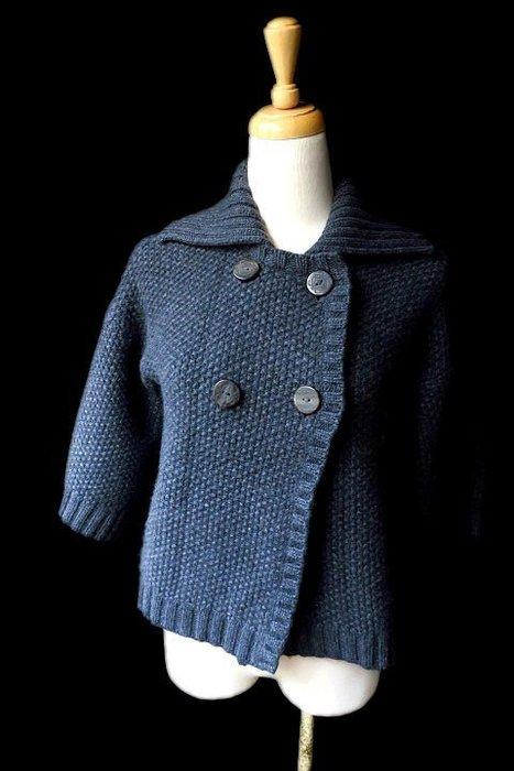 *Beauty*LOEWE灰色針織衫外套M號   19800 元WE18