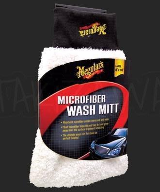 瀧澤部品 Meguiar's 美光 Wash Mitt 洗車手套 清潔保養 汽車 摩托車 機車 重機 布 好用好吸收