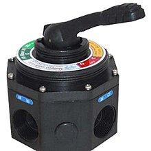 【東芯淨水網】台製手動反洗控制閥《適用於2.5 內牙FRP桶》