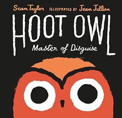 *小P書樂園* Hoot Owl, Master of Disguise