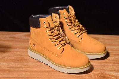 Timberland 天伯倫 高幫輕底 黃靴36-44軟薄底