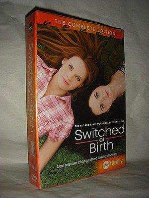 歐美劇《Switched at birth 錯位青春-交換命運》第1季 DVD 全場任選買二送一優惠中喔!!