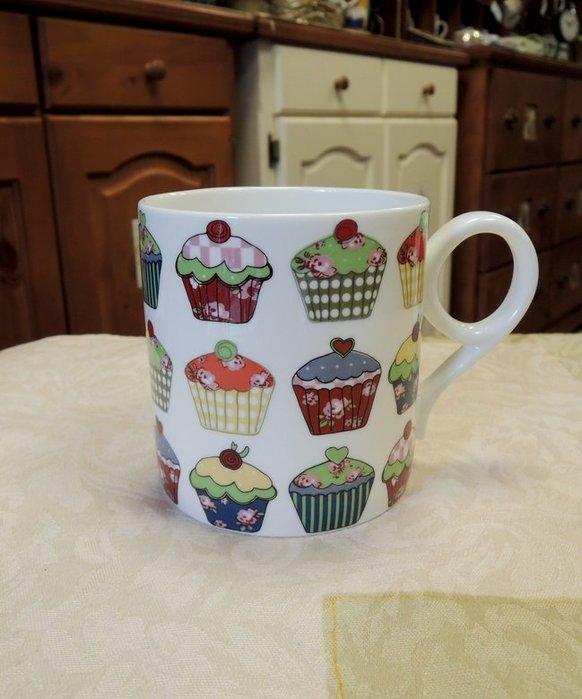 ~溫馨小舖 J&J Store~ 名牌R&D骨瓷杯 點心蛋糕骨瓷馬克杯