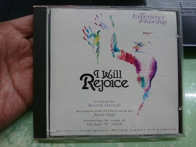I Will Rejoice: An Experience in Worship CD