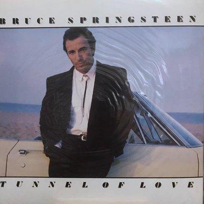 [發燒日版首版黑膠] Bruce Springsteen – Tunnel Of Love