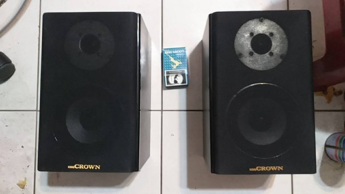 KING CROWN CRS-950S 前置喇叭20-100w