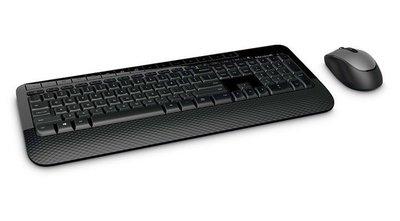 ‧【 全新含稅附發票】微軟 Microsoft 無線滑鼠鍵盤組2000