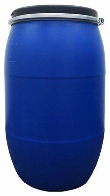 120L 120公升 化學桶 塑膠桶 廚餘桶 萬用桶 大開口 / 水桶 30加侖 三十加侖