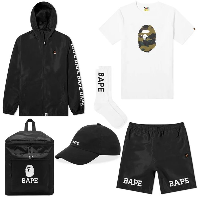 【IMPRESSION】A BATHING APE 2019 SUMMER BAG 現貨