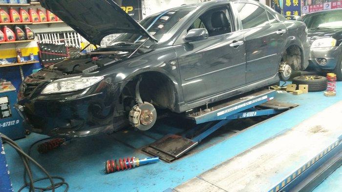 《金城吳》APOLLO 阿波羅 L DK避震器 Mazda3 Mazda5 Mazda6