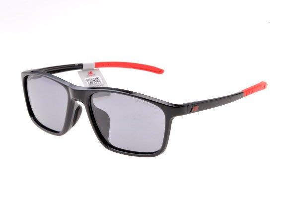 ☆本月特價售完為止0721☆New Balance 運動款偏光太陽眼鏡~三段式可調鏡腳08082-01