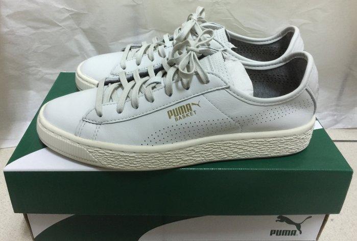 全新】PUMA Basket Classic Soft 休閒鞋米