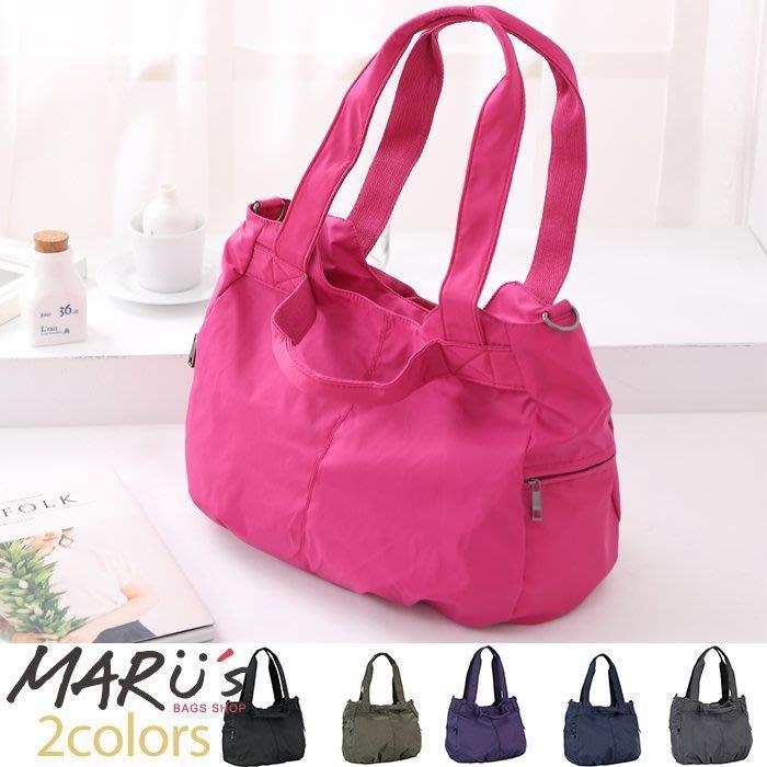 MARU S BAGS SHOP 尼龍多口袋造型斜背包 [LG-694]媽媽包Bench雨傘 掛鉤