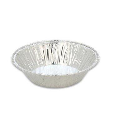 2吋圓形鋁箔模型20入(蛋塔模型.蛋塔杯.蛋塔DIY材料.耐高溫烤膜.烘焙材料器具.鋁箔碗.烘焙材料.蛋糕模型)新食倉庫