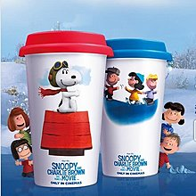 2015 麥當勞x史努比 限量陶瓷手拿杯 一組(兩款)~~~(另有史努比抱枕及史努比玩具10款)
