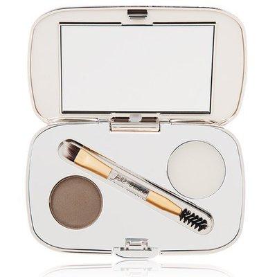 JANE IREDALE 眉型美妝盒Eyebrow Kit - Brunette (棕色)