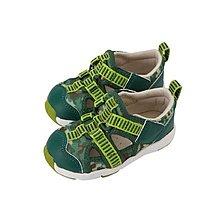 【悅兒園婦幼生活館】Combi 康貝 活力迷彩幼兒機能涼鞋-青草綠