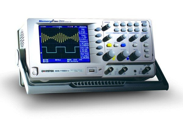 TECPEL 泰菱 》固緯 GWInstek GDS-1152A-U 150MHz 數位儲存 示波器(1GSa/s) 示波器 送電表