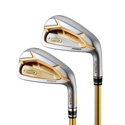 高爾夫球桿HONMA高爾夫球桿鐵桿男女 New Beres 鐵桿組 日本打造 五年質保 男士/四星級/硬度SR/5-11A.S