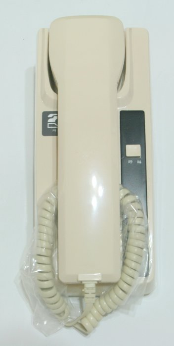 全新 明谷牌一對一對講機,無門口機型,無開電鎖功能,副機分拆賣-(MG-100B-01)