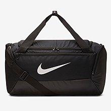 ⚡️潮鞋瘋⚡️ NIKE 運動側背包 大勾 行李包 健身包 旅行包 圓筒包 黑色 BA5957-010