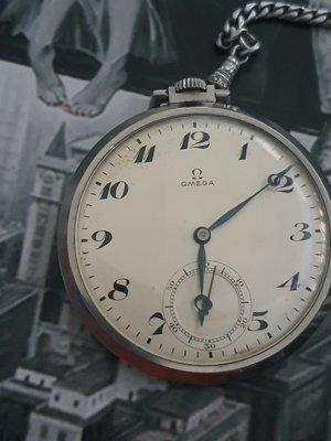 歐米茄超薄機械懷錶ROLEX AP I...