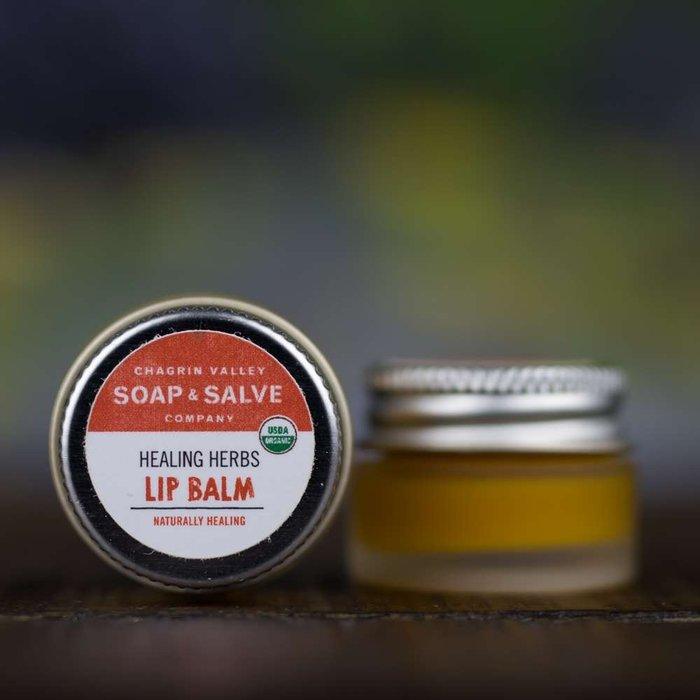 美國Chagrin Valley 有機沙棘油草本療癒護唇膏 0.25OZ(約40g)