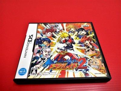 ㊣大和魂電玩㊣任天堂NDS遊戲 龍劍戰記2 無說明書 {日版}NDSL 2DS 3DS 主機可玩-編號:L1