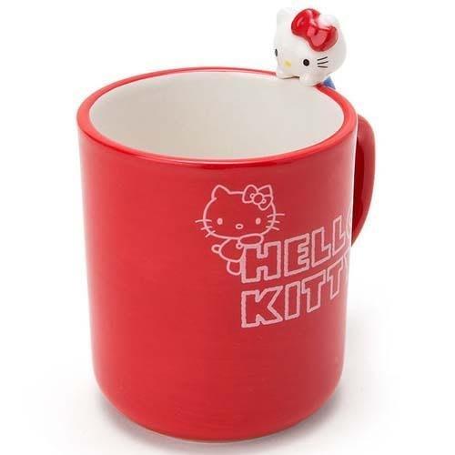 日本代購 三麗鷗SANRIO系列 陪你喝茶聊天 馬克杯-6款