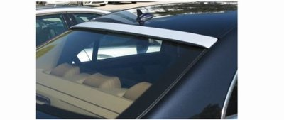 DJD19051380 BENZ W221 S-Class 頂翼 後上遮陽 素材