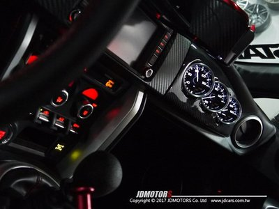 JD-MOTORS 台灣代理 DEFI  A1 TOYOTA 86 實裝 高反差低反射 渦輪錶 水溫錶 油溫錶 油壓錶