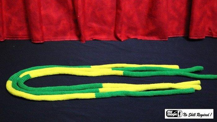 【天天魔法】【S1140】正宗原廠~三繩奇術超進化~Sam's Super Ropes