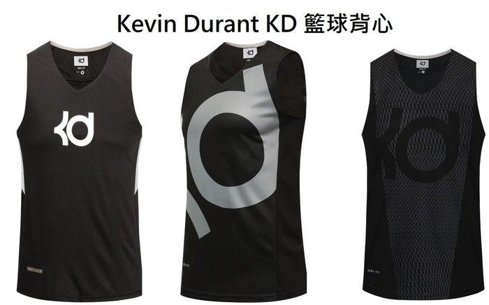【Zoe Sport 柔依運動衣坊】男 運動背心 Kevin Durant KD  #C07-105-108-113