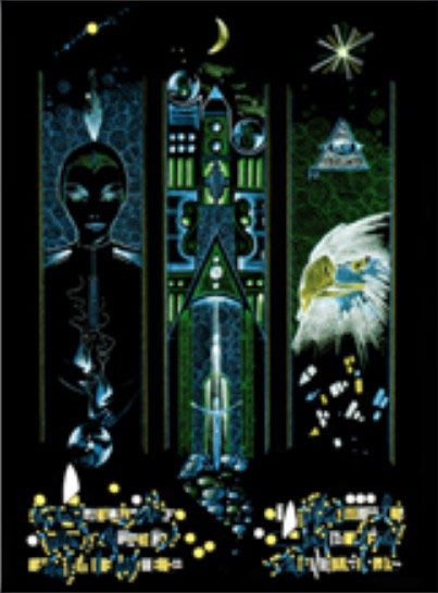[心靈之音] #344永生的奧祕(回春與延壽)SECRETS OF IMMORTALITY-能量催化圖-美國進口中文說明