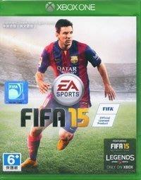 【飛鴻數位】XBOX ONE 國際足盟大賽 15 FIFA 15 中英文合版 (全新商品)『光華商場自取』