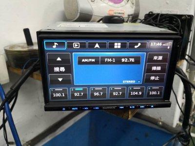 GARMIN NAVTUNE 7190 支援Garmin圖資導航 /數位電視/DVD/USB播放/藍芽/無遙控器