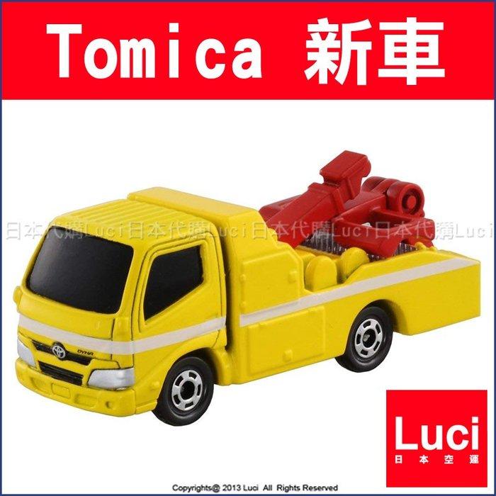 現貨 TOMICA NO.5 TOYOTA 拖車 新車 TAKARA TOMY 8/18上市 豐田 道路清障車 拖車